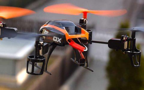 Servicio con Drones