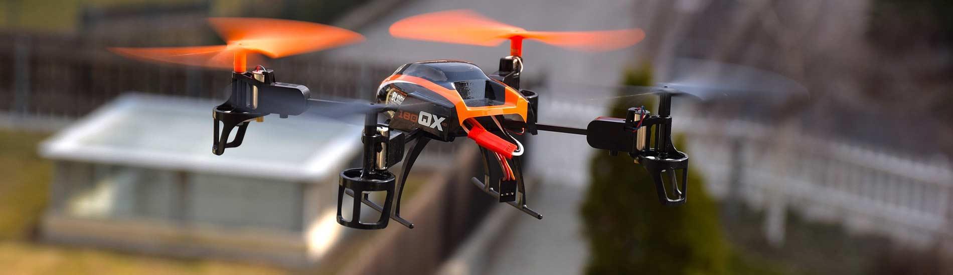 Servicio de Drones